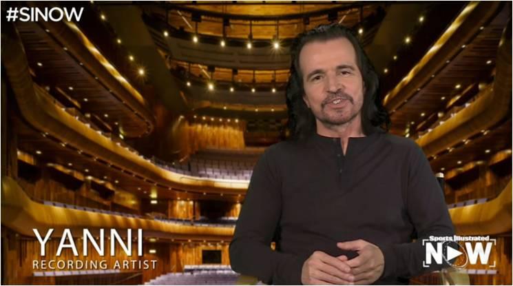 Yanni :: Mobile News