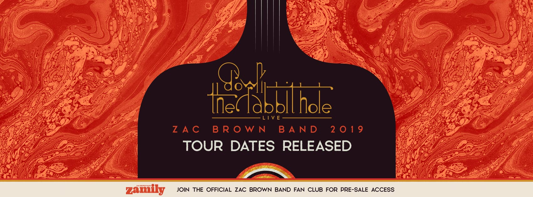 Down The Rabbit Hole Tour