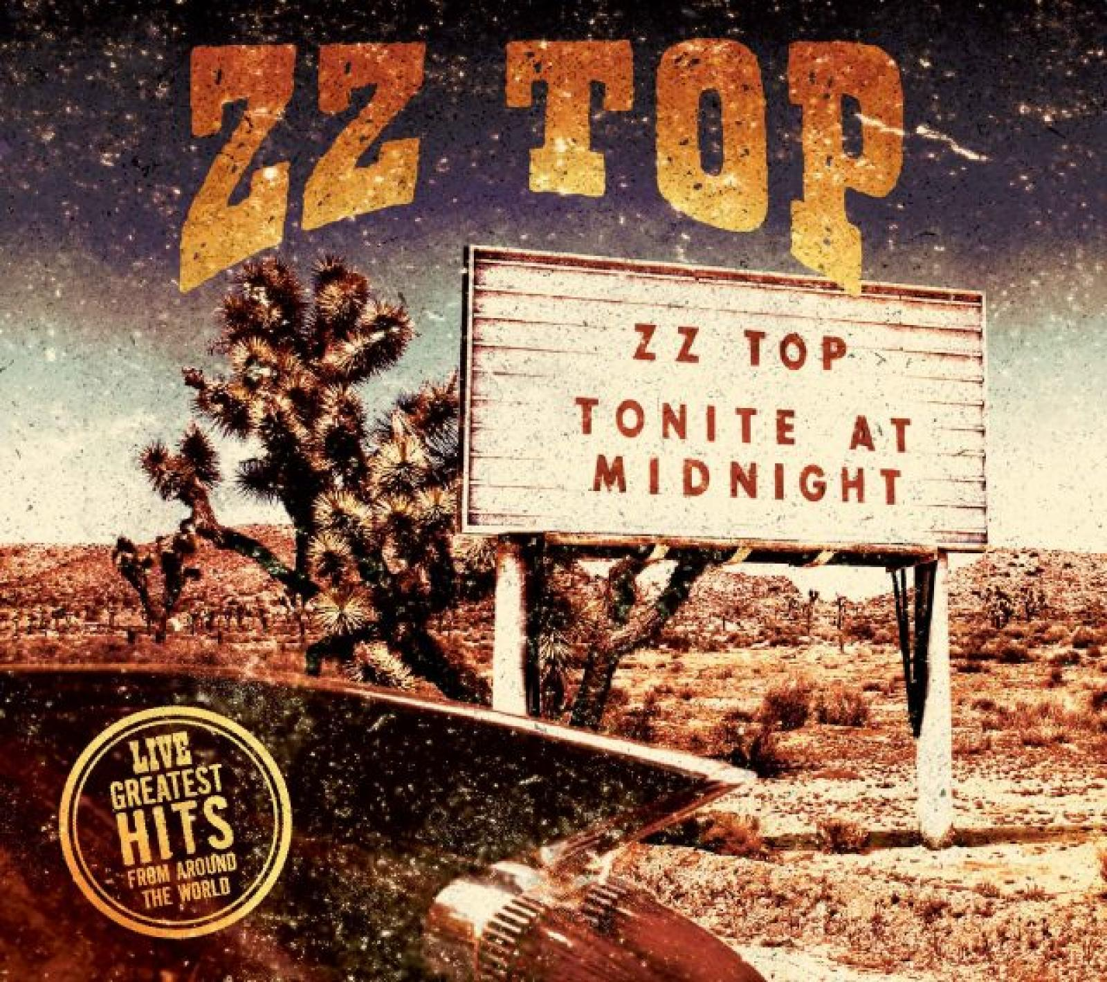68f200055b ZZ TOP RELEASES 3RD TRACK OFF UPCOMING  LIVE  ALBUM