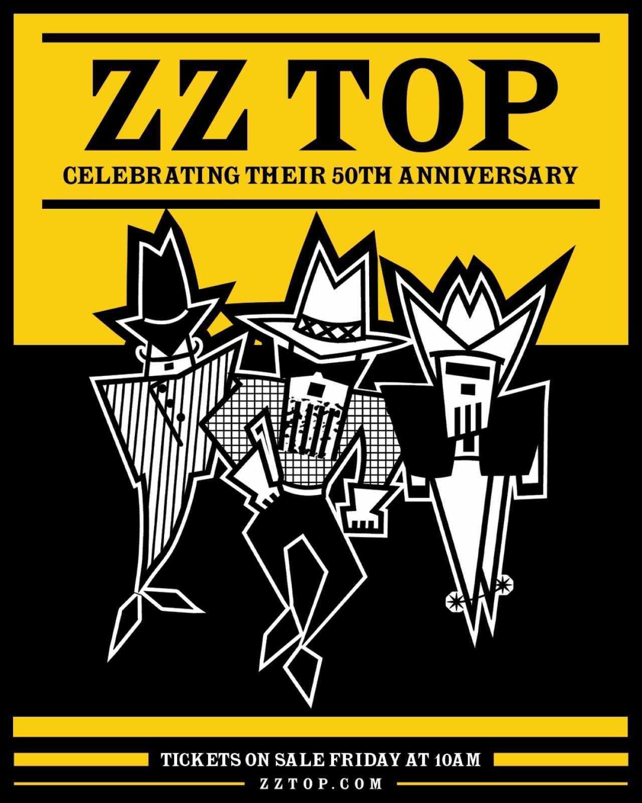 Official Website | ZZ Top