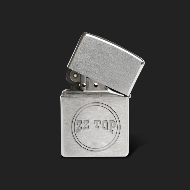 ZZ Top Lighter