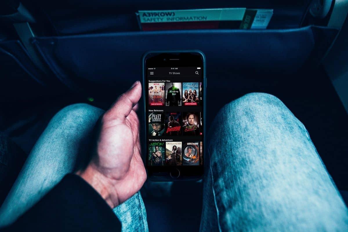 Cómo descargar películas y series en Netflix? - Busolinea