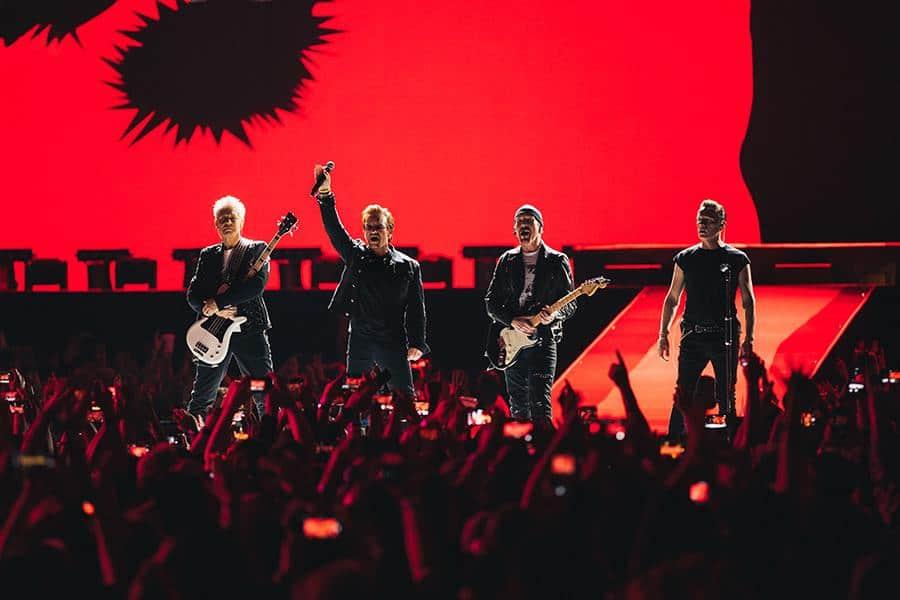 BUSOLINEA - Viaja con Busolinea para ver a U2 en México