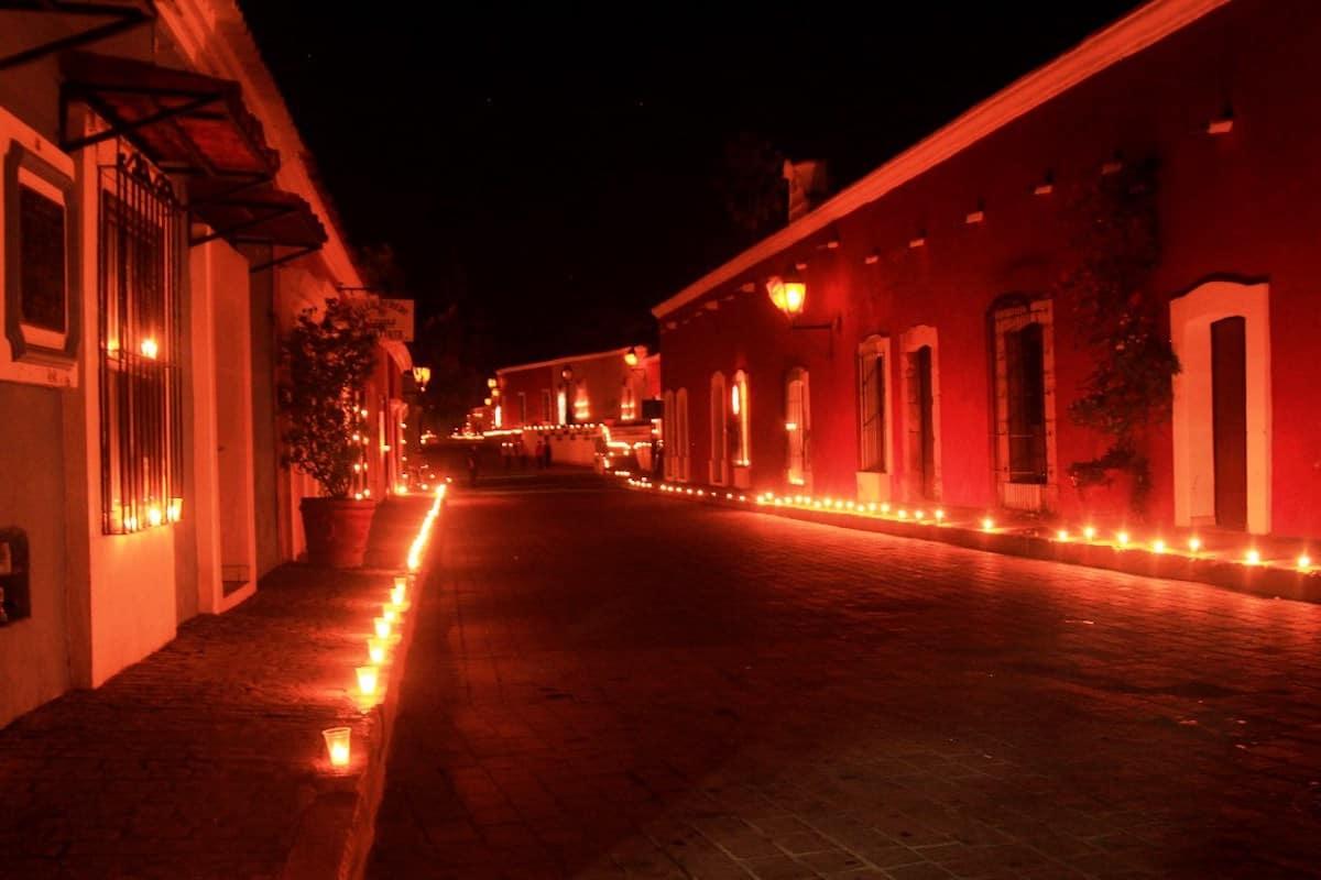 BUSOLINEA - Fiesta de las velas en Cosalá, Sinaloa