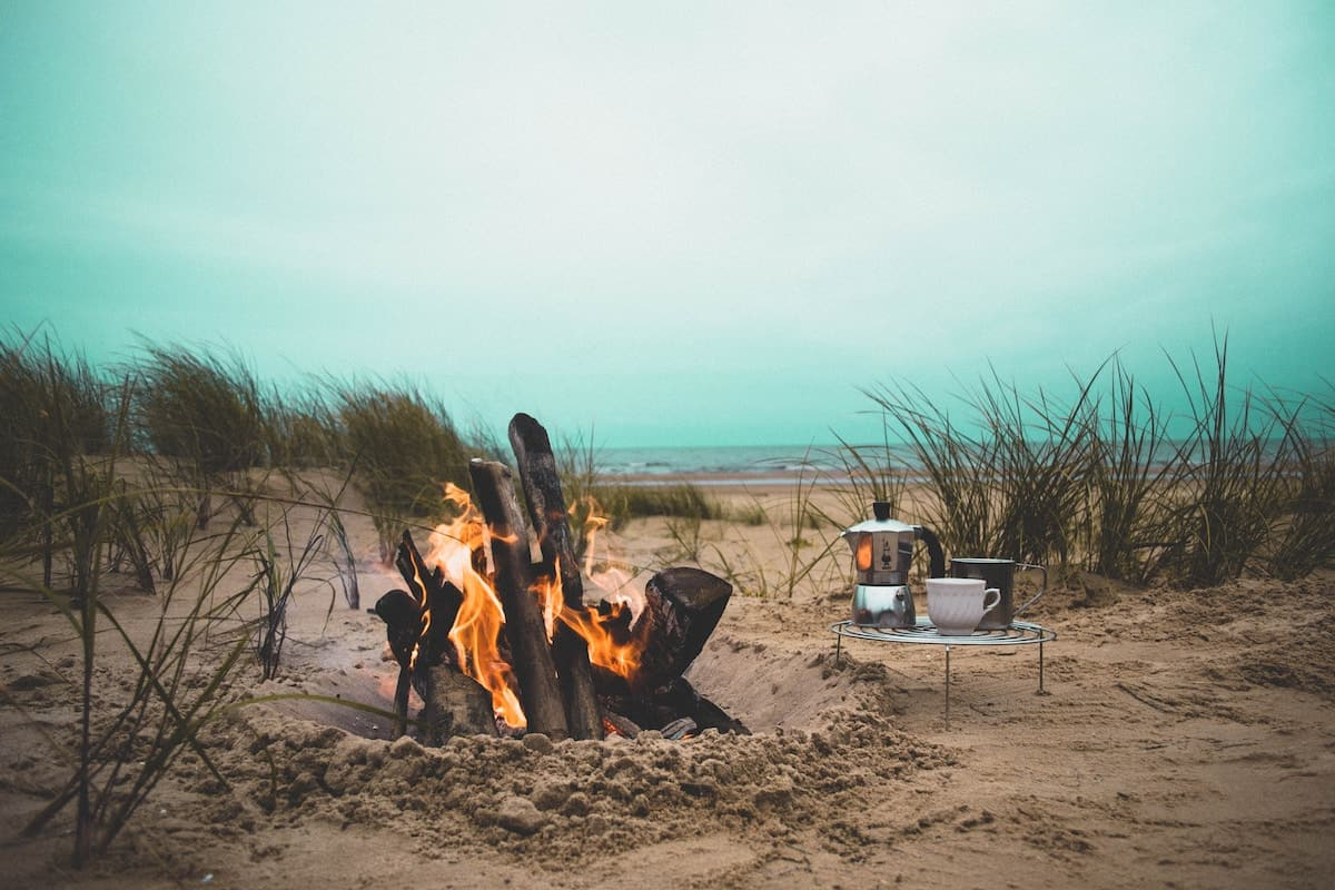 BUSOLINEA - Acampar en la playa: costas vírgenes en Guerrero