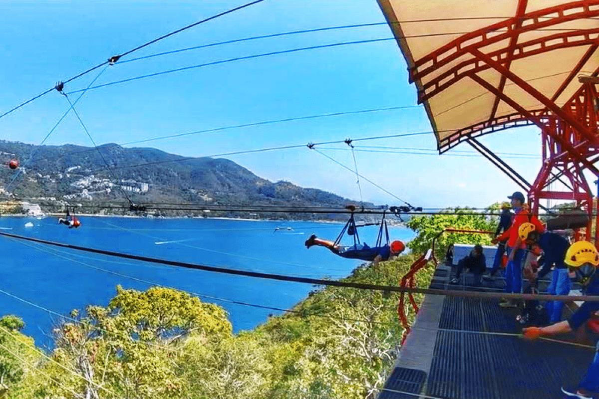 BUSOLINEA - Turismo de aventura en Acapulco