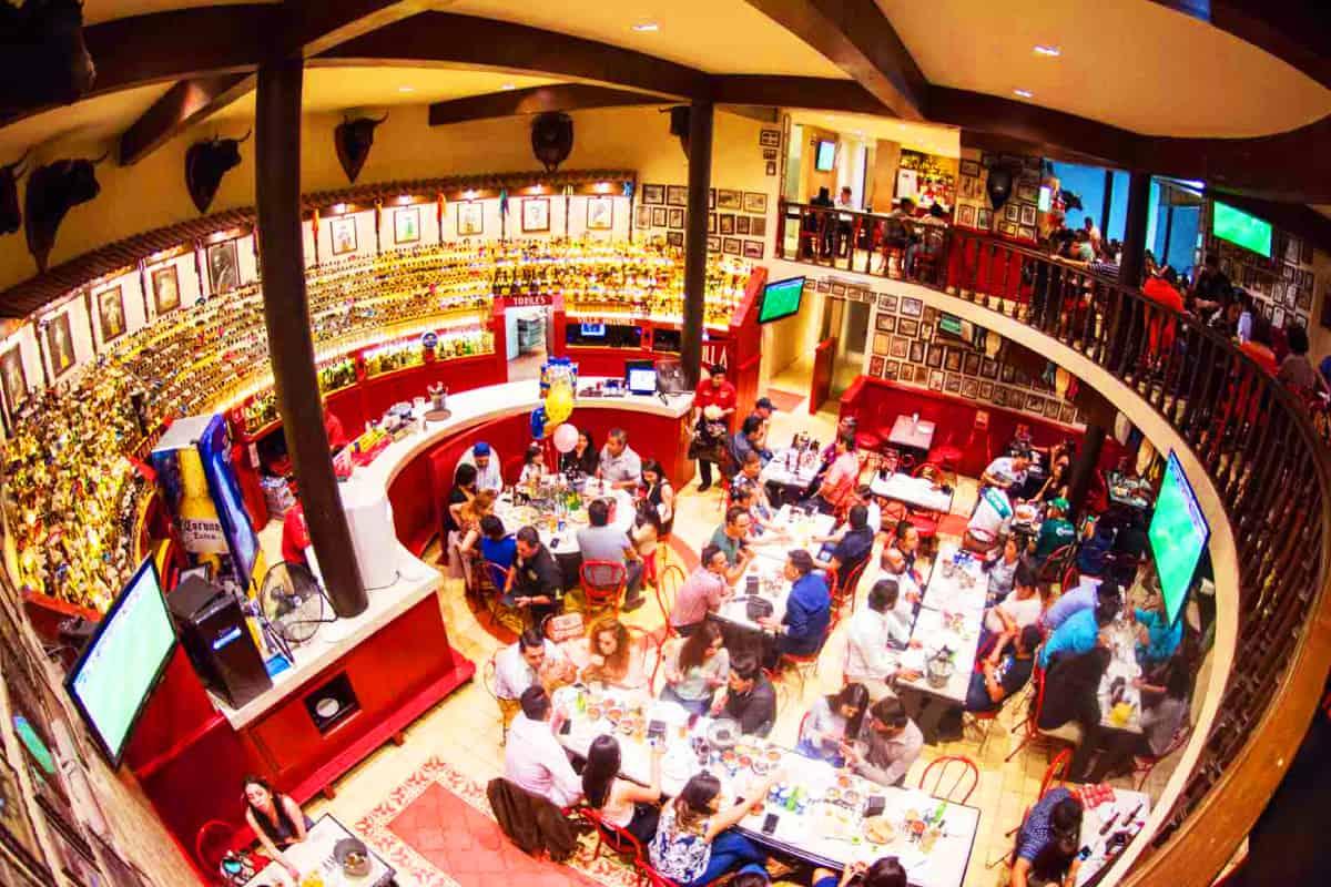 BUSOLINEA - Restaurantes en León