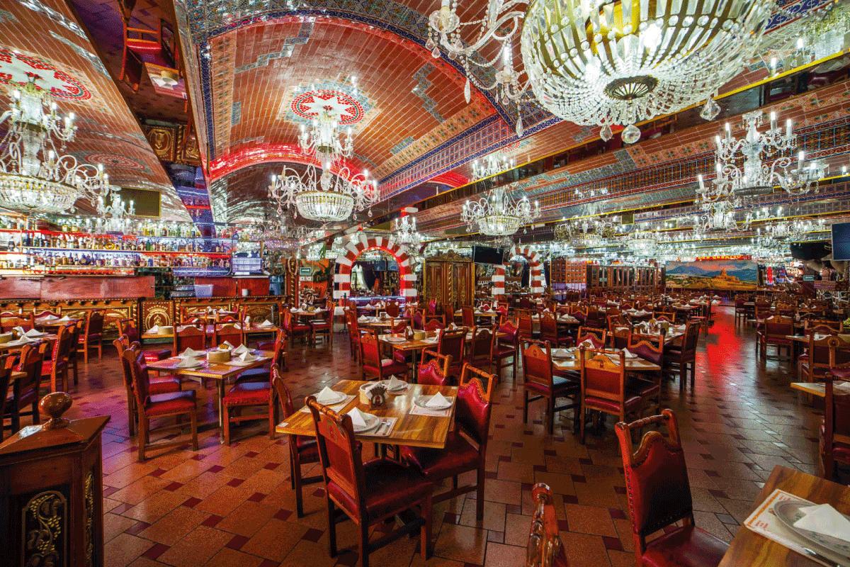 BUSOLINEA - Restaurantes en Monterrey