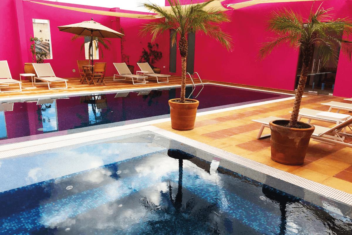 BUSOLINEA - Hoteles en Puebla