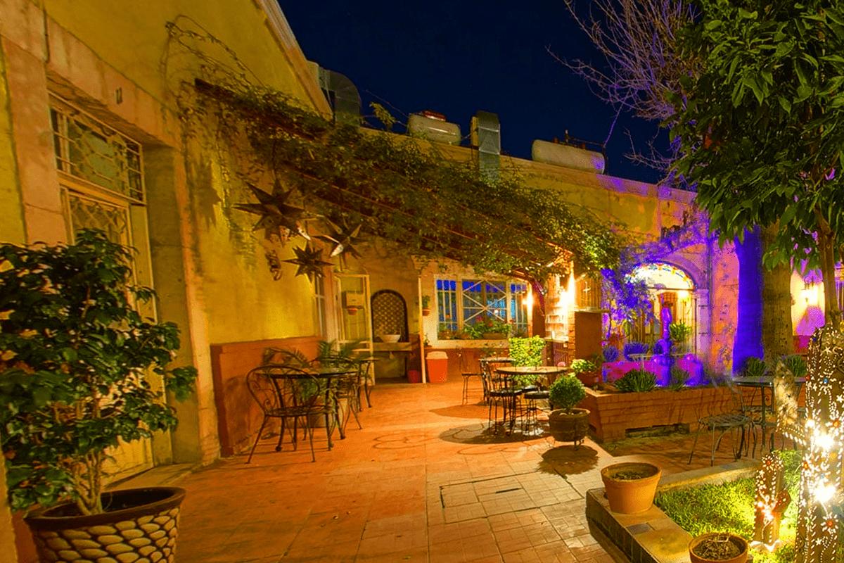 BUSOLINEA - Hoteles en Chihuahua