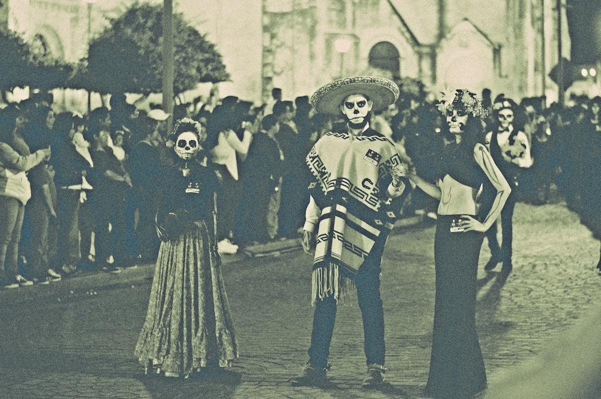 BUSOLINEA - 5 destinos para celebrar Día de Muertos