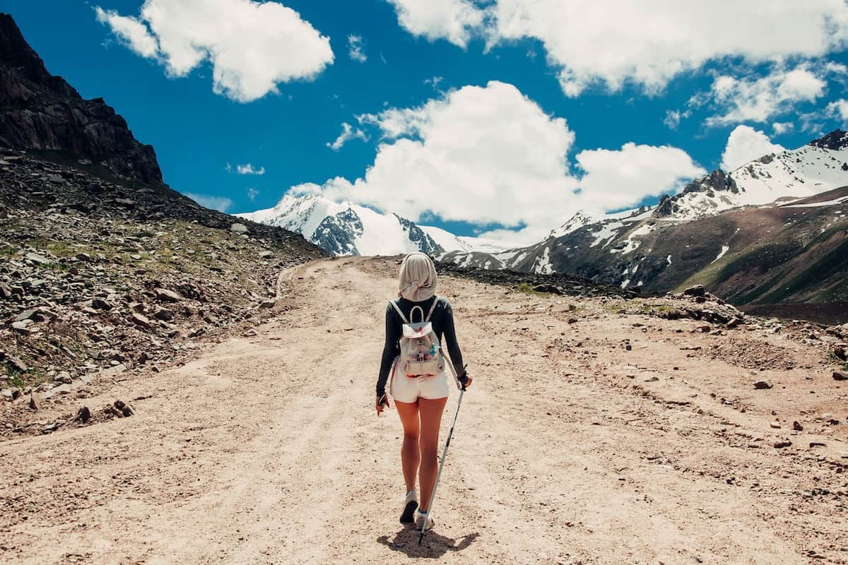 Razones para viajar sin compañía