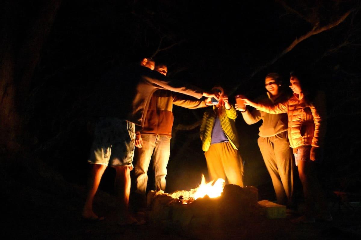 acampar-en-la-playa-en-México