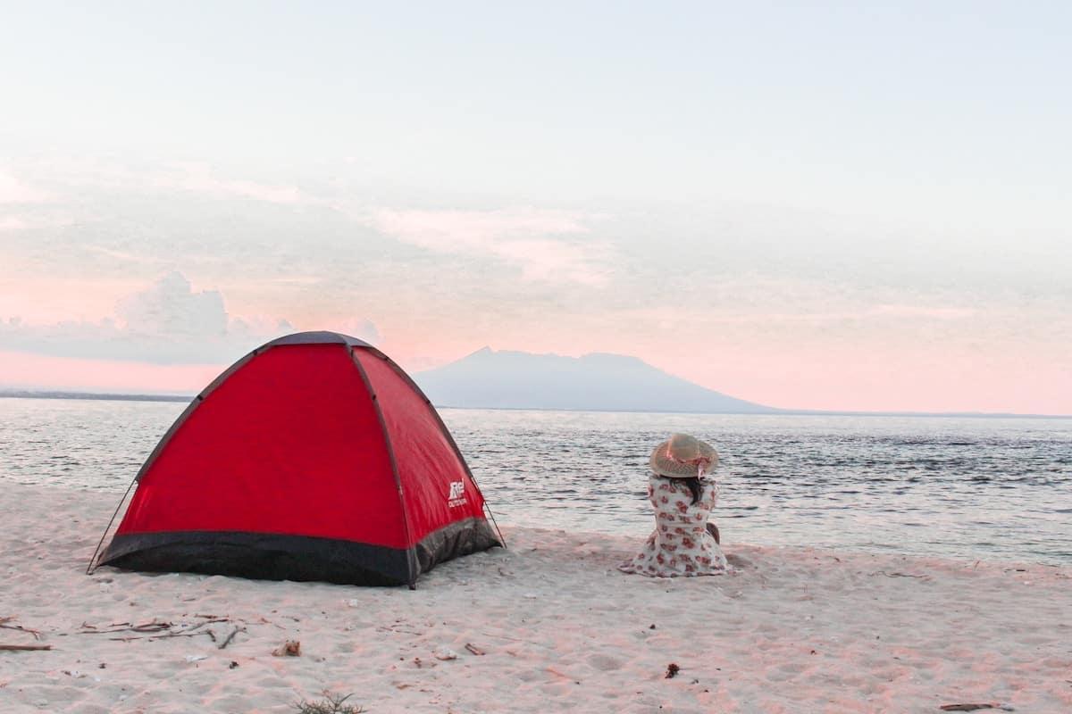 ¡Simplemente asombrosa! Esta es la mejor playa en México para acampar