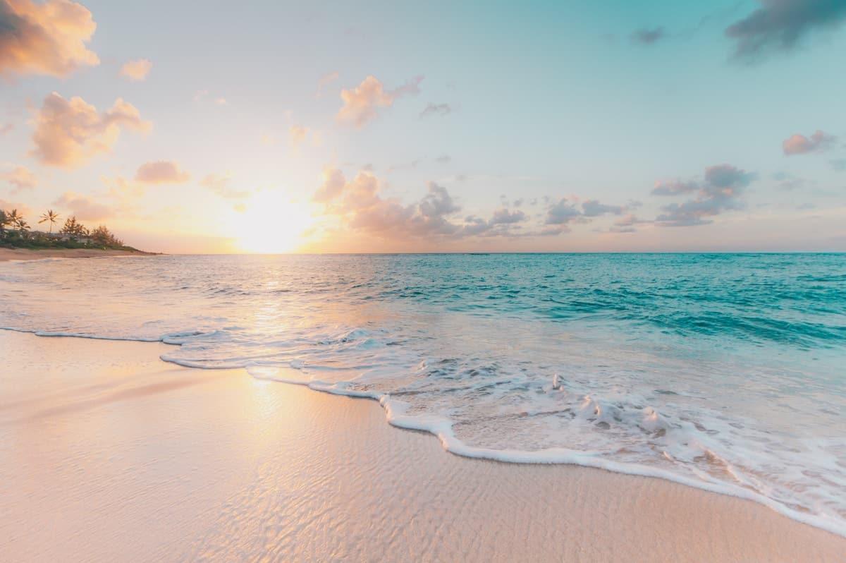 Lista de playas sin sargazo en México