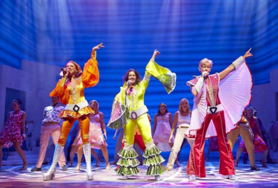 Mamma Mia! - Musikaali lisänäytös 2