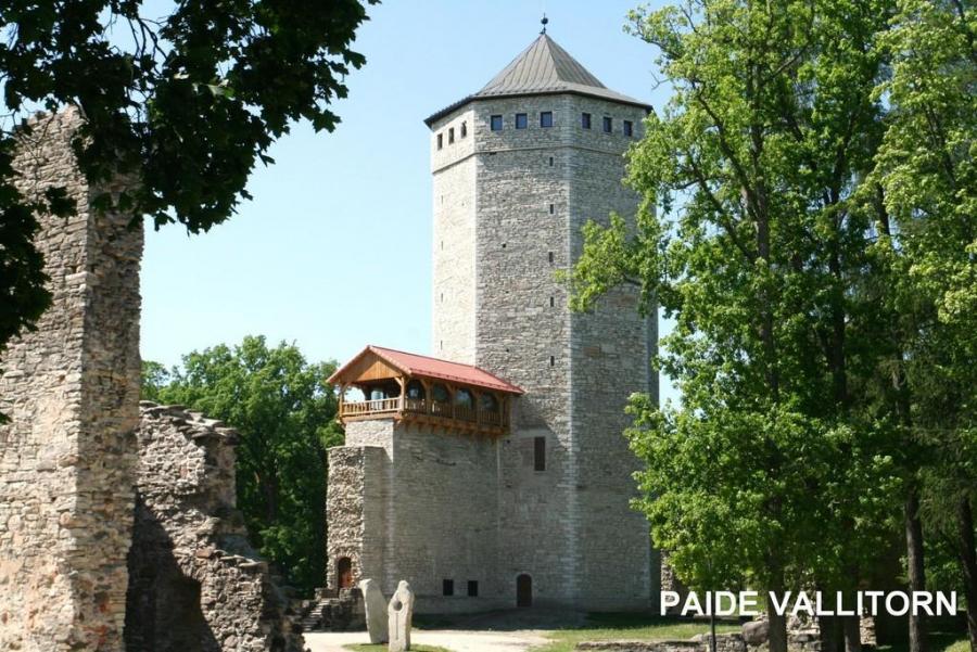 Upea Kulttuuri- ja Kartanomatka Viroon (3pv) 1
