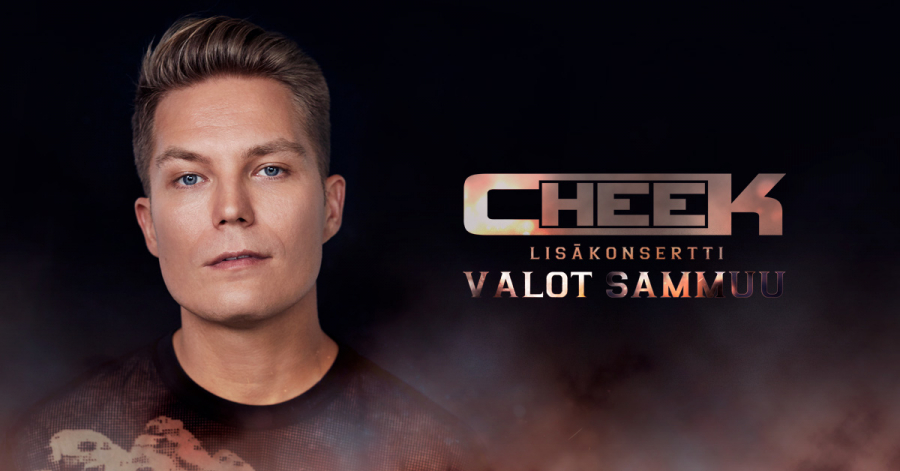CHEEK - Valot sammuu konsertti Lahden mäkimontussa 1