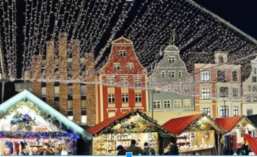 Pohjois-Saksan viehättävät kaupungit ja joulutorit 2.-9.12.2018 (8 pv) 1