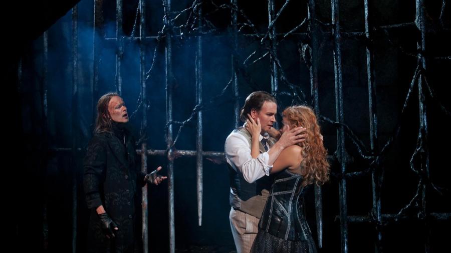 Oopperan Kummitus- musikaali Helsingissä 2