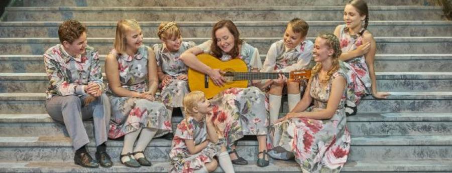 The Sound of Music - Lahden kaupunginteatterissa 1