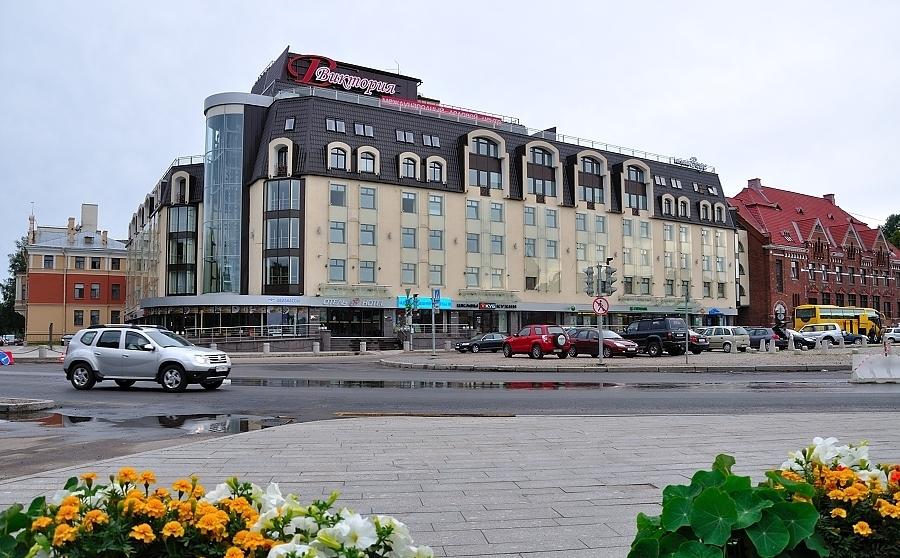 Hotellimatka Viipuriin la-su 27.-28.7.2019 1