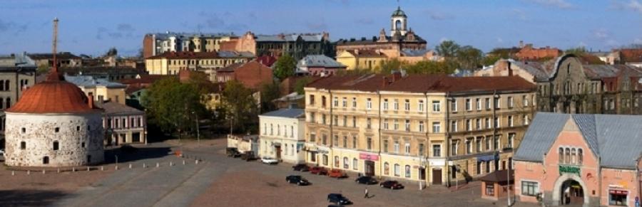 Hotellimatka Viipuriin la-su 27.-28.7.2019 3