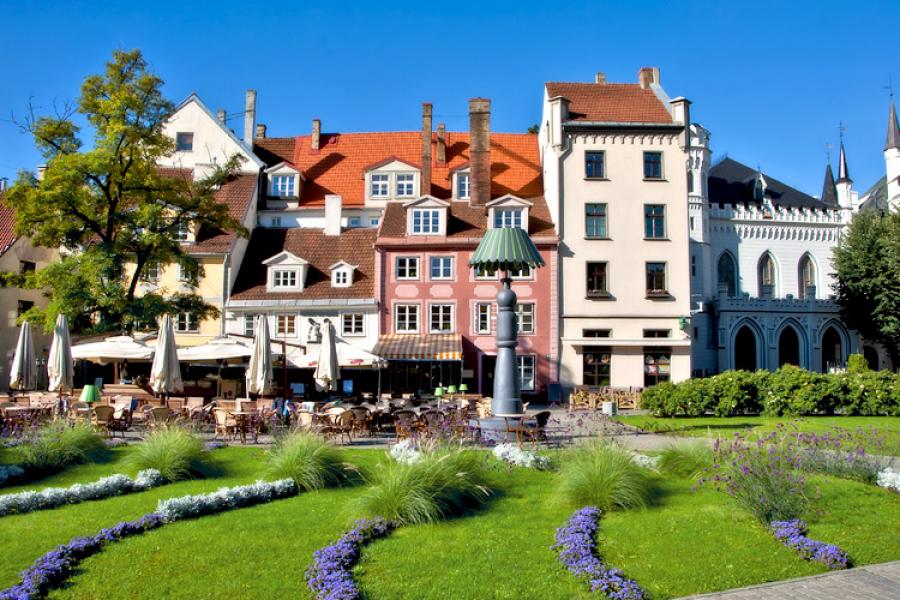 Riika - Baltian pikku Pariisi (4pv) 2