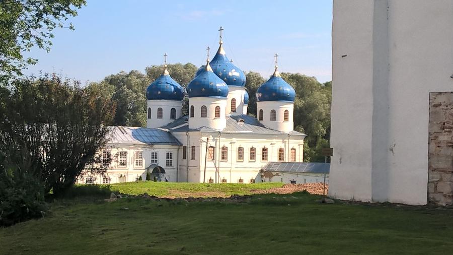 Novgorod - Pietari 6.-9.6.2019 1