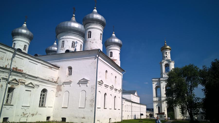 Novgorod - Pietari 6.-9.6.2019 4