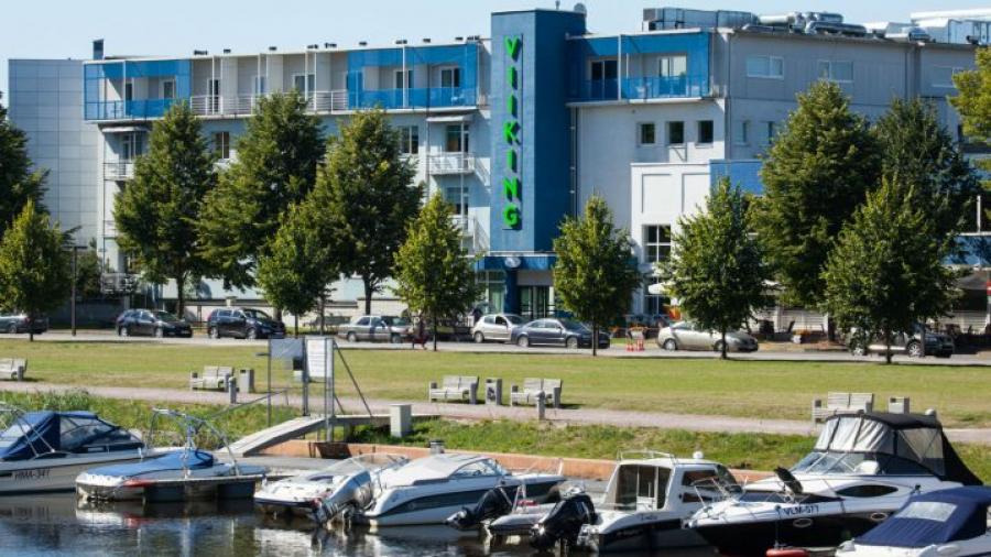 Pärnun kylpyläloma Spa Hotel Viiking to-su 1