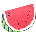 Splash of Watermelon