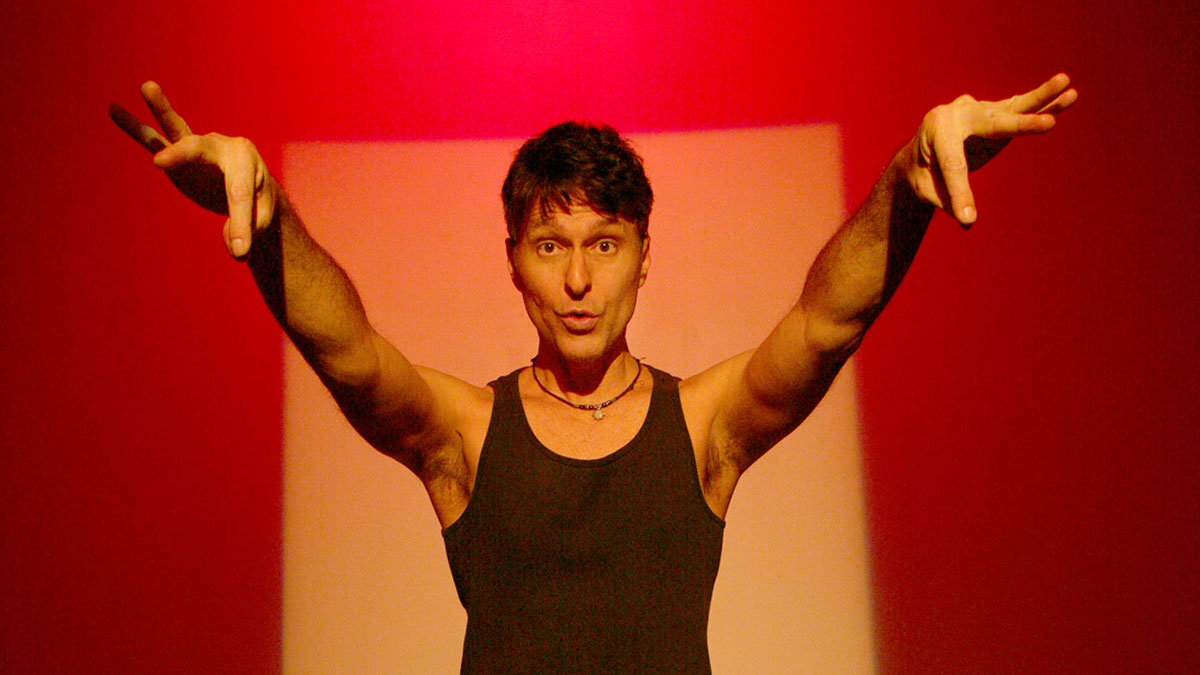 Performance/Body/Self: A Performance & Lecture & Rant by Tim Miller