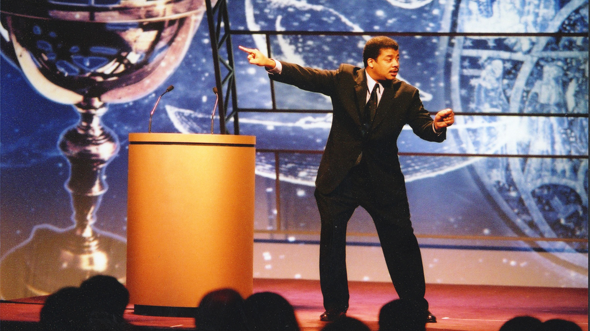 POSTPONED FROM MARCH 17: Neil deGrasse Tyson: An Astrophysicist Goes to the Movies