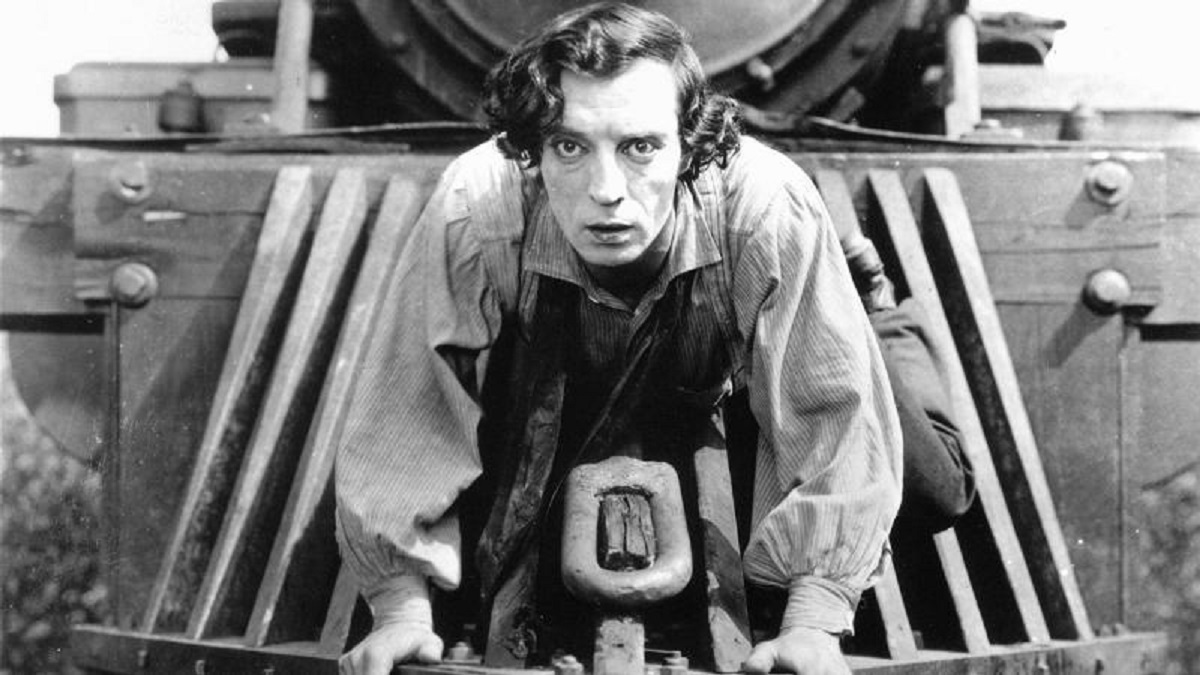 Indianapolis Chamber Orchestra: Buster Keaton's The General (1926)