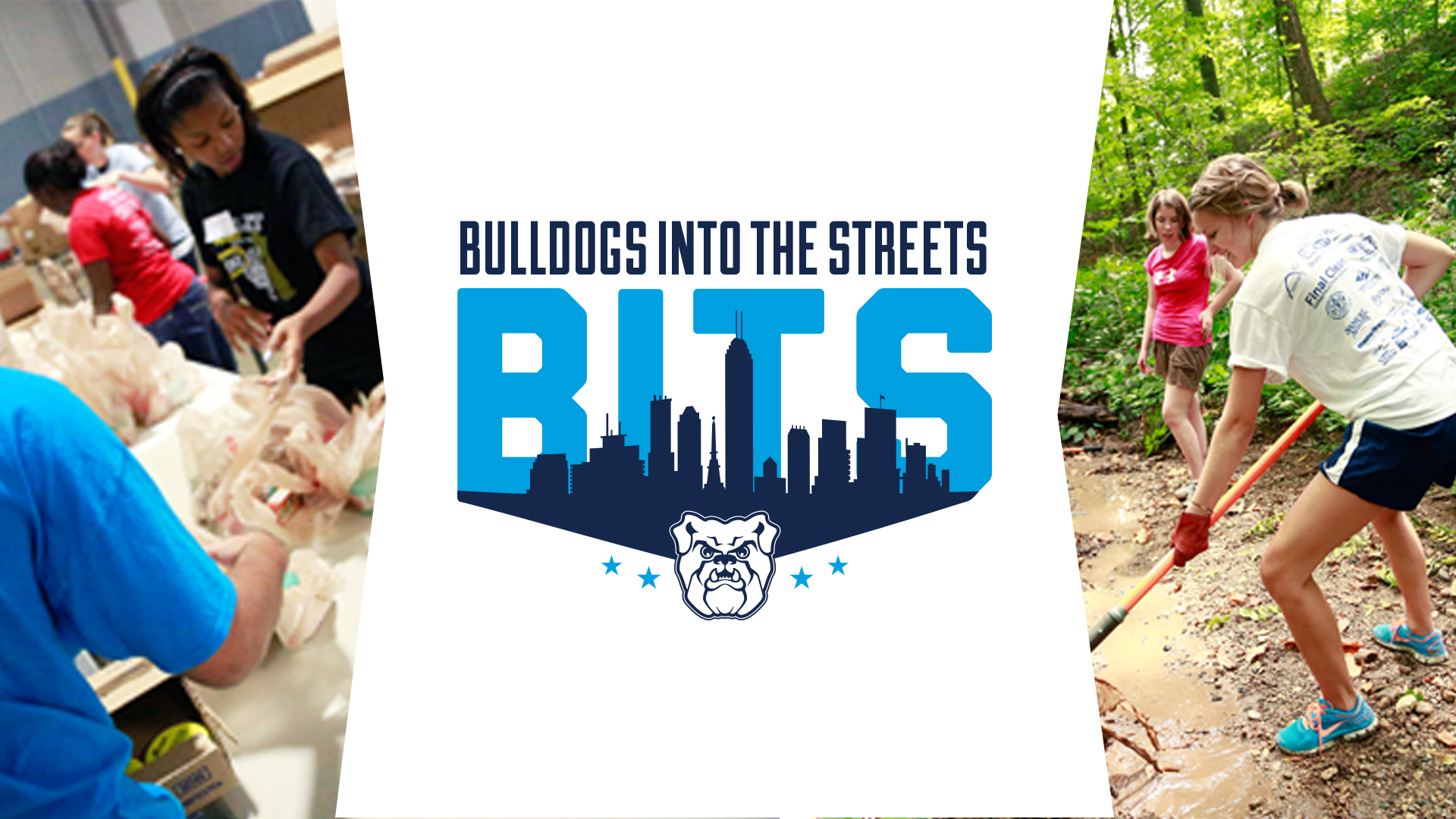 Evansville Bulldogs Into The Streets (BITS)