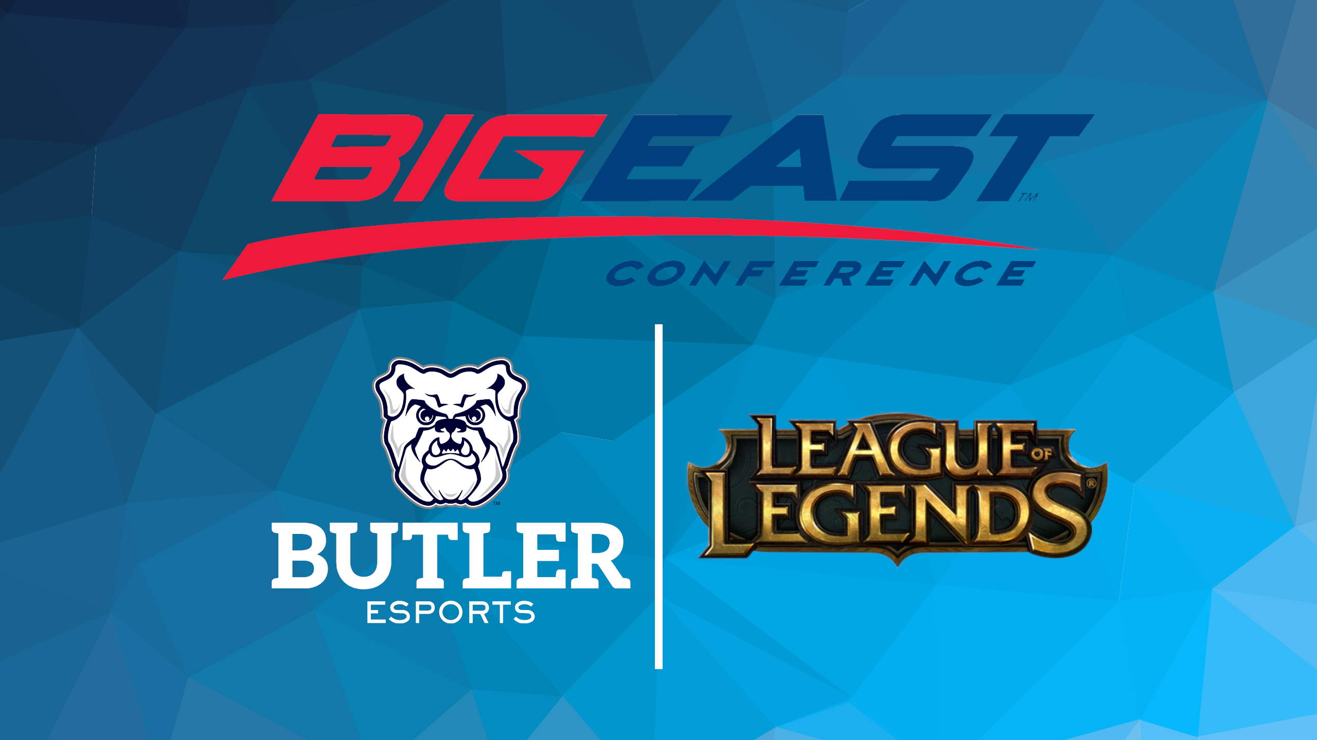 Butler League of Legends vs DePaul