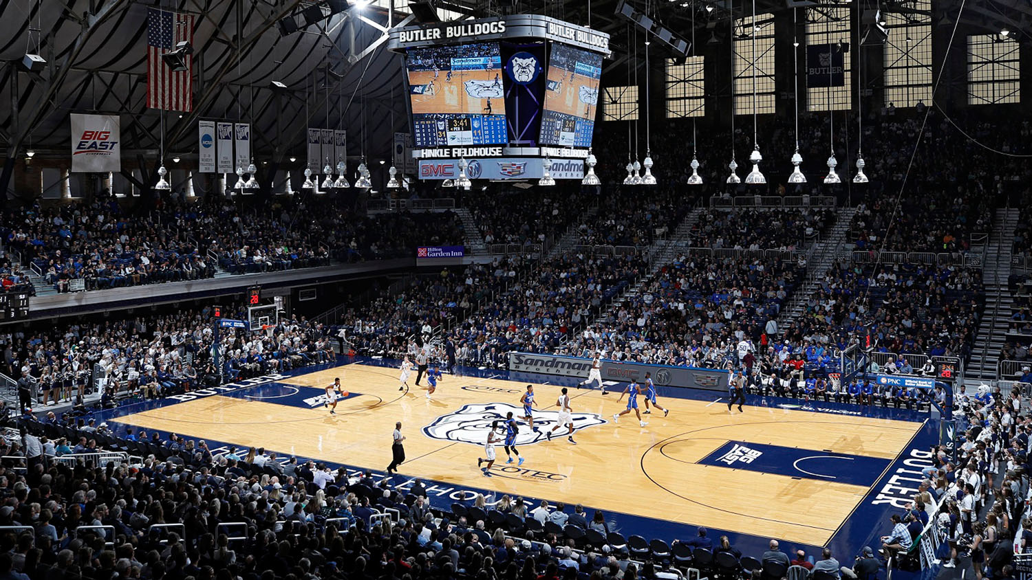 Men's Basketball vs Georgetown