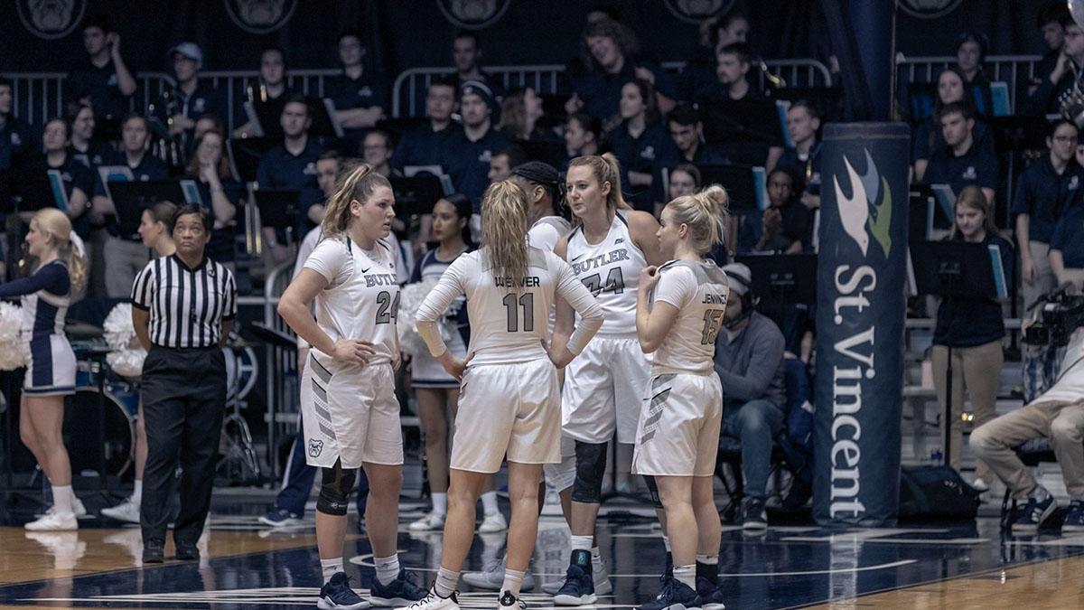 Women's Basketball vs Georgetown