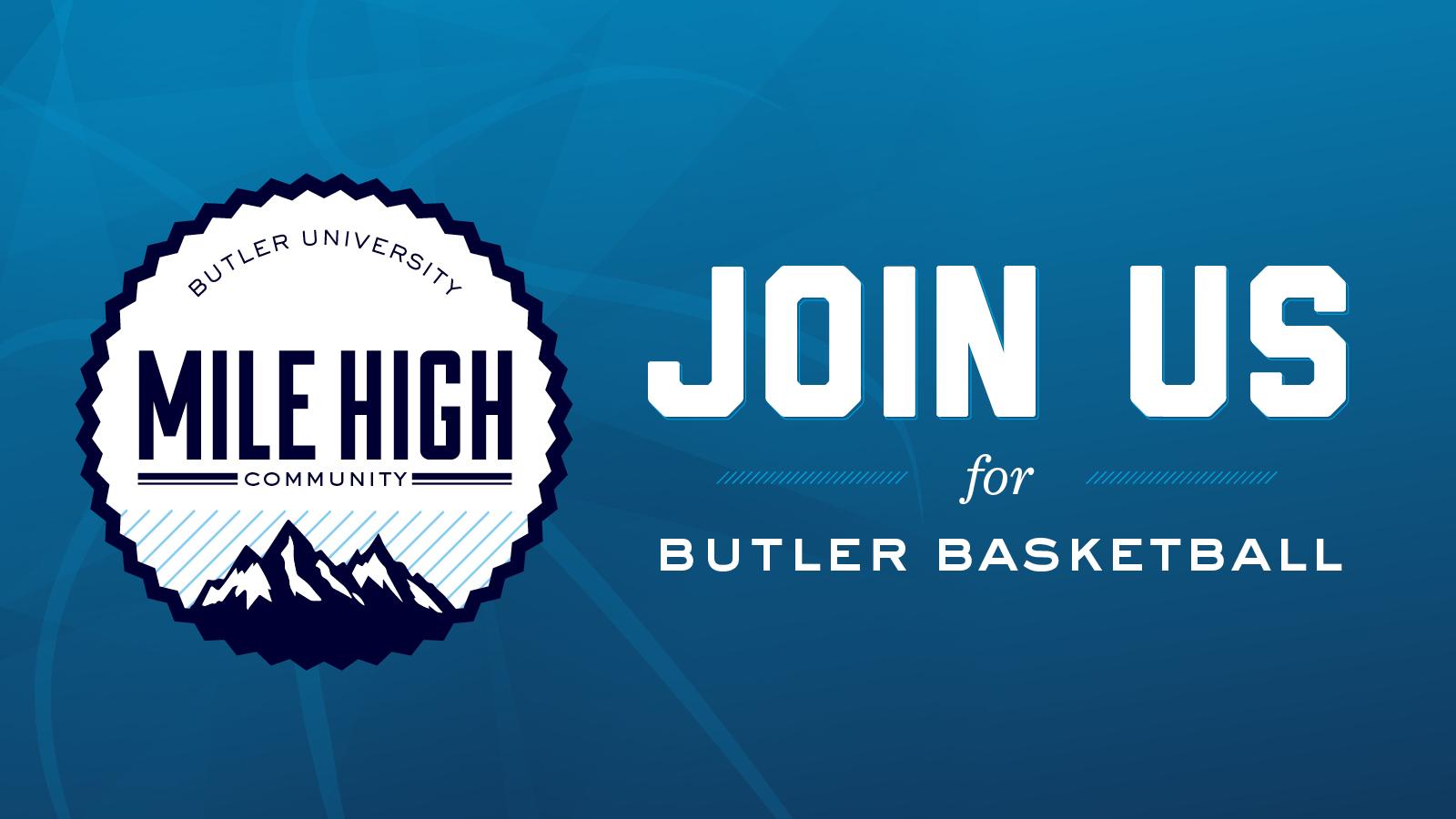 Denver Alumni Fan Gathering: Butler vs. Georgetown