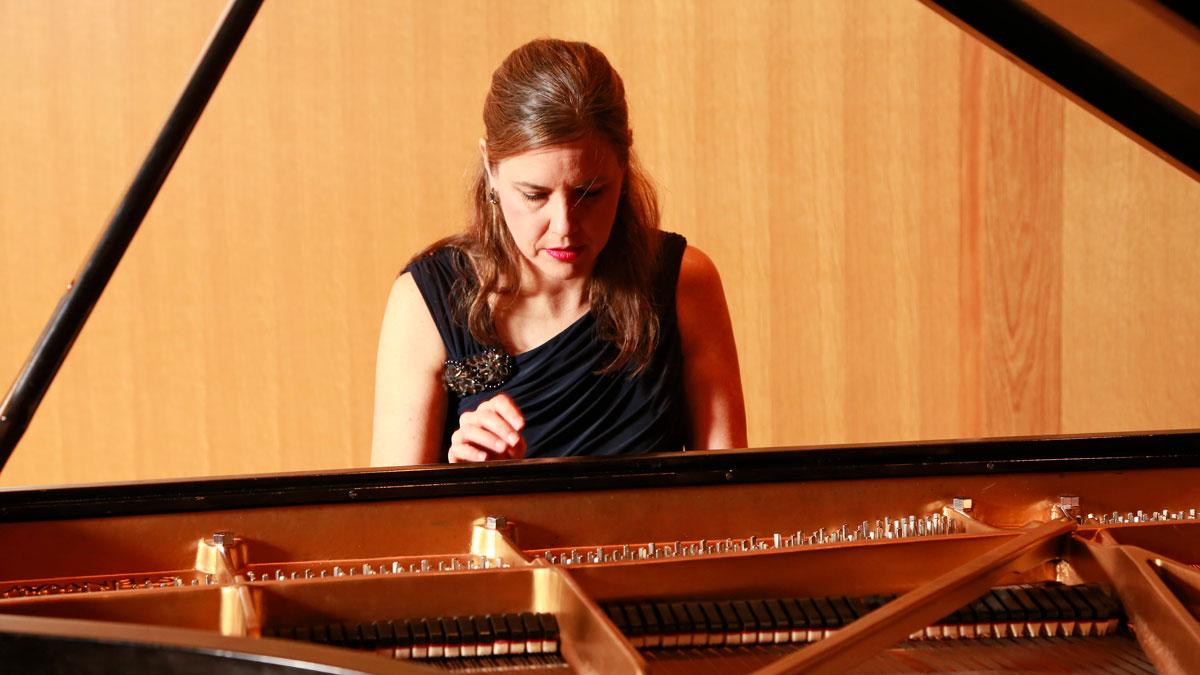 Duckwall Artist Series: Kate Boyd, piano