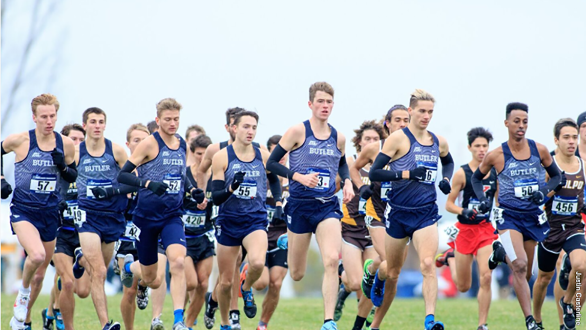 Cross Country hosts Bulldog Invitational