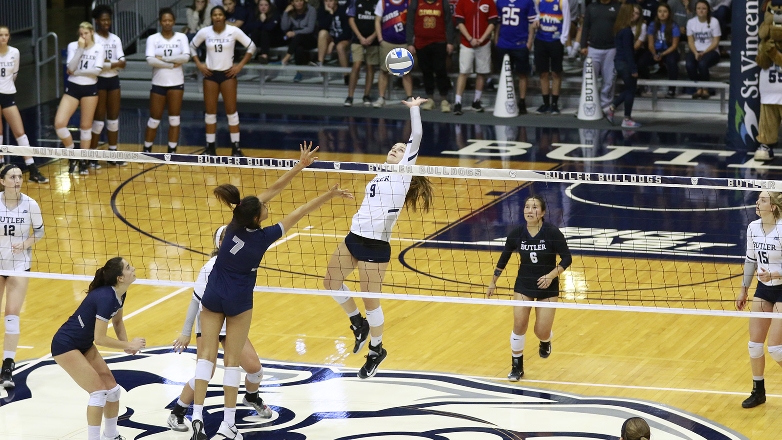 Butler Volleyball vs. St. Johns