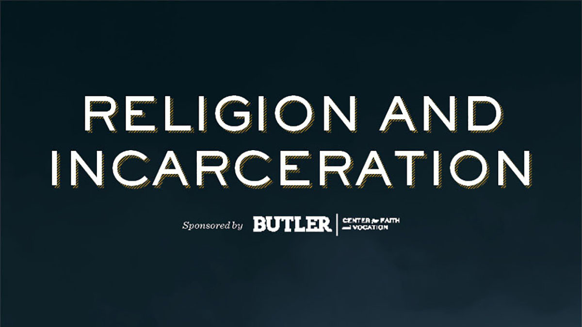 Religion Seminar Series: Incarceration, Christianity, and Black Bodies