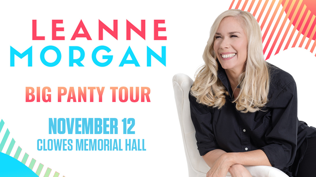 POSTPONED from October 10: Leanne Morgan: The Big Panty Tour