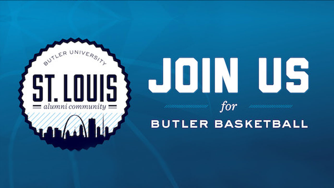Butler Visits SLU MBB Fan Gathering