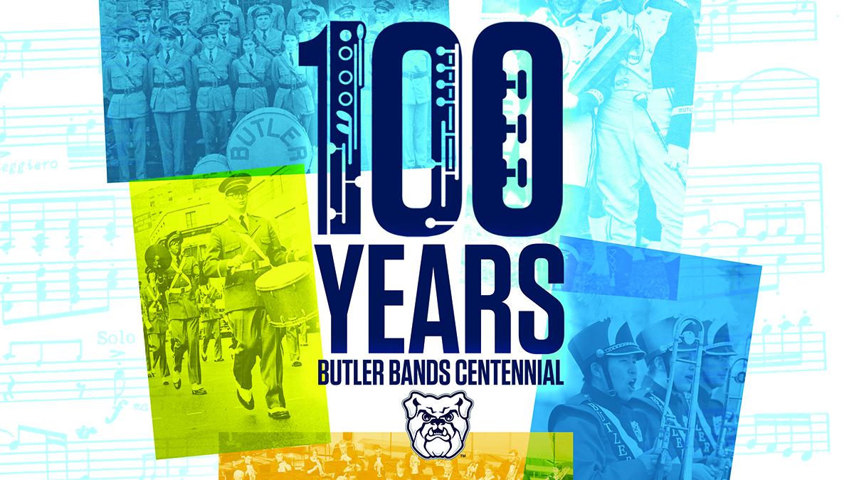 Butler Bands Centennial: Wind Ensemble, Symphonic Band