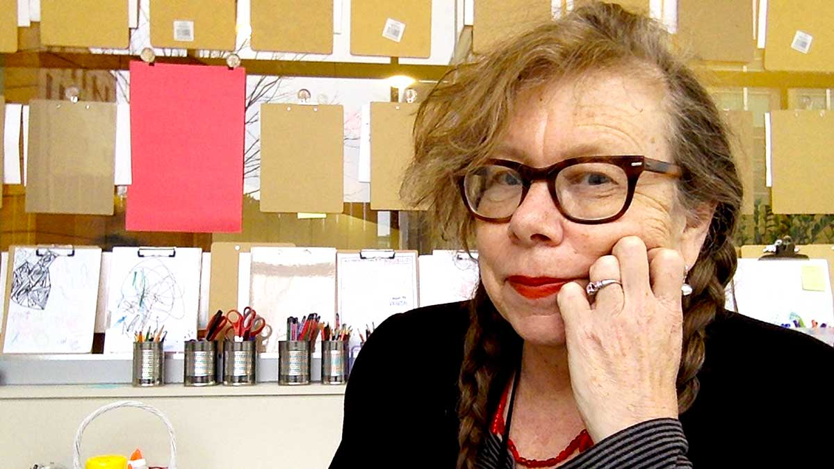Visiting Writers Series: Lynda Barry