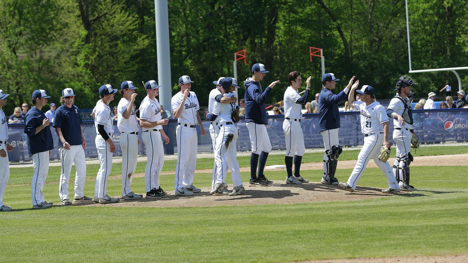 CANCELED - Baseball vs Seton Hall