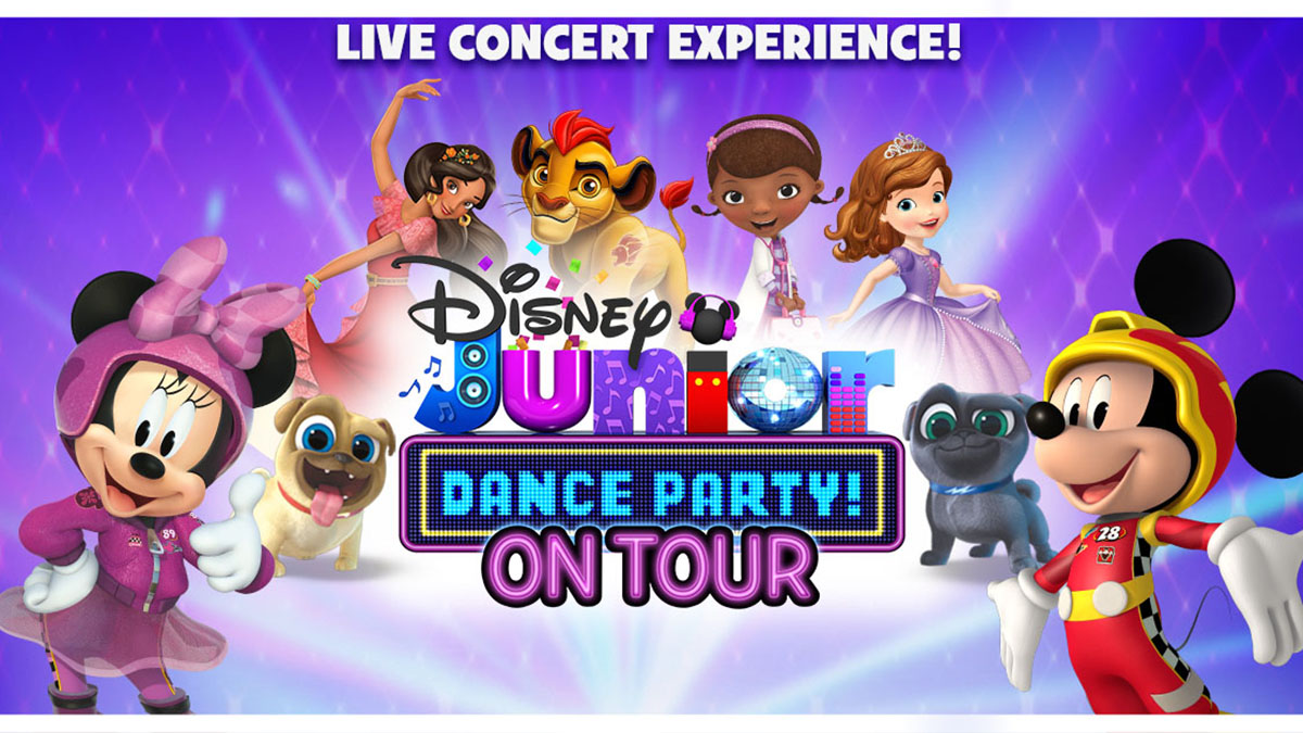 Disney Junior Dance Party On Tour!